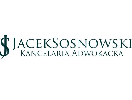 Jacek Sosnowski Kancelaria Adwokacka