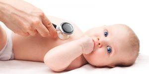 Badania niemowląt do 6 miesiąca życia