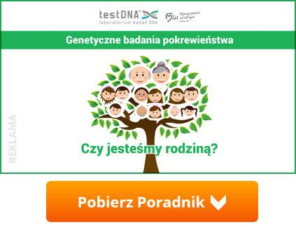 genetyczne badania pokrewieństwa
